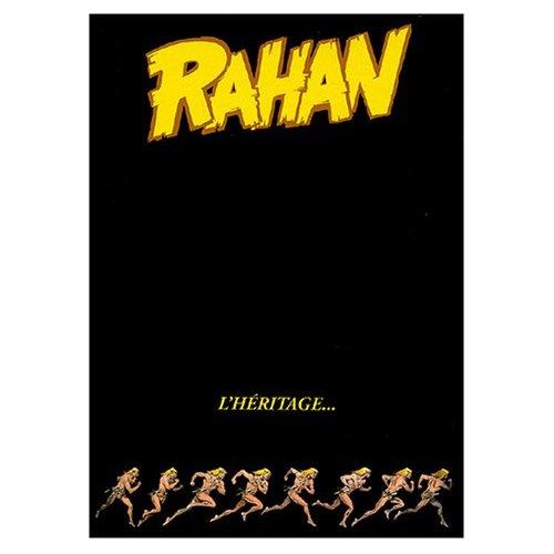 RAHAN - COFFRET T1 A T4