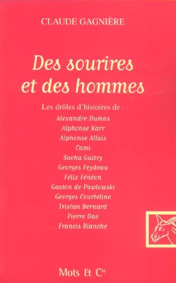 DES SOURIRES ET DES HOMMES