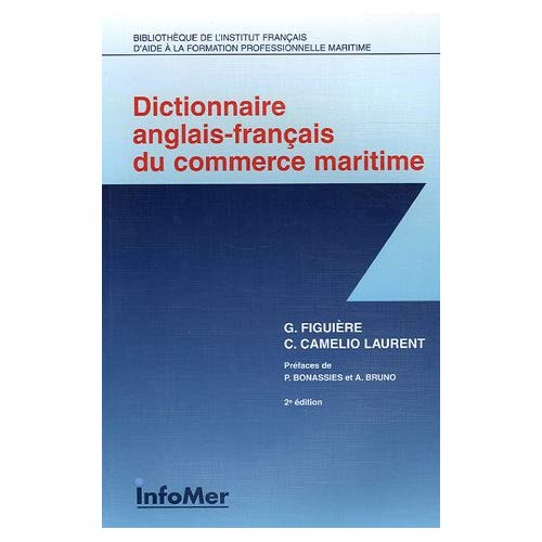 DICTIONNAIRE ANGL/FRANC COMMERCE MARITIM