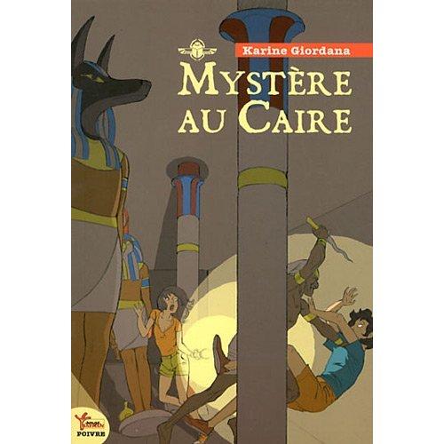 MYSTERE AU CAIRE