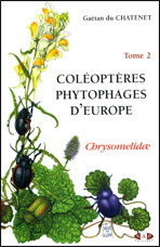 COLEOPTERES PHYTOPHAGES D'EUROPE, TOME 2, CHRYSOMELIDAE