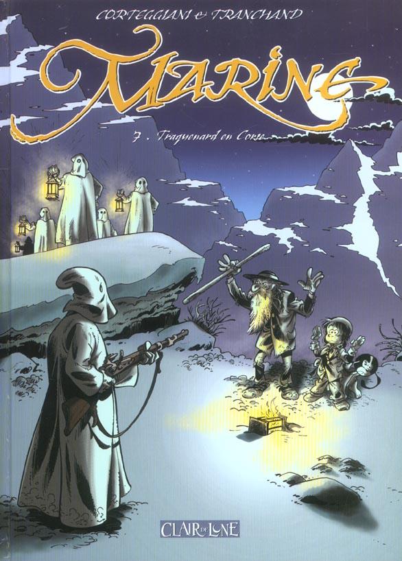 MARINE T7 -TRAQUENARD EN CORSE