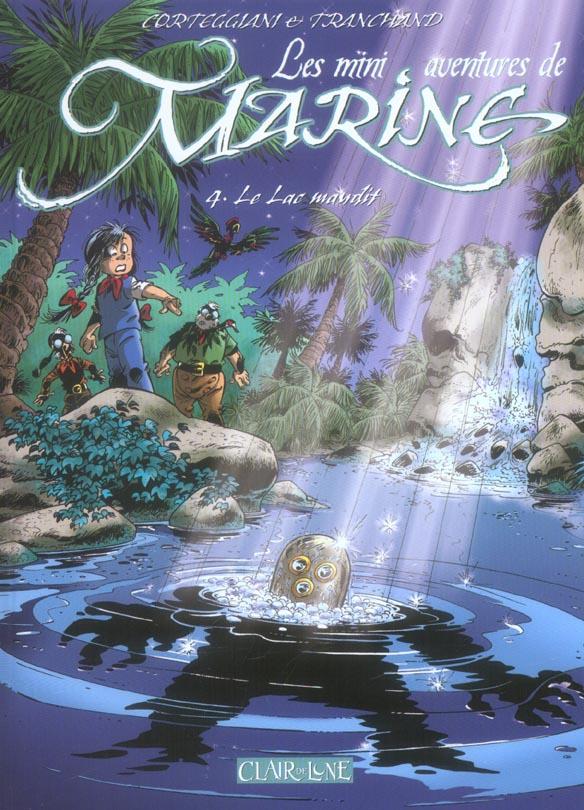MINI MARINE T4 - LE LAC MAUDIT