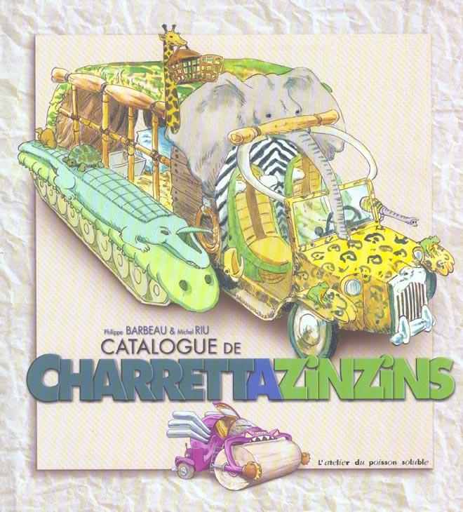 CATALOGUE DE LA CHARETTAZINZINS