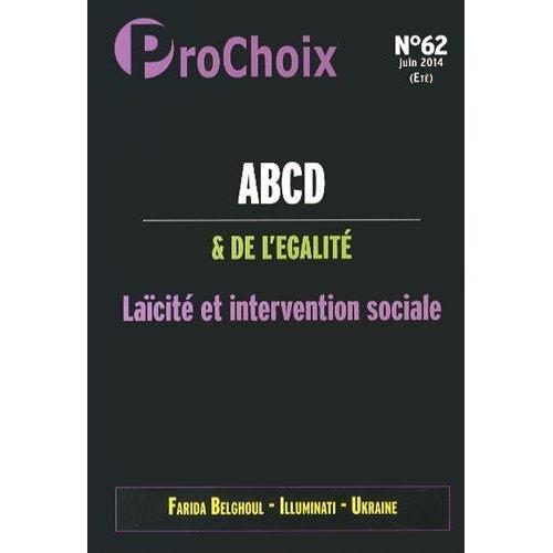 ABCD DE L'EGALITE