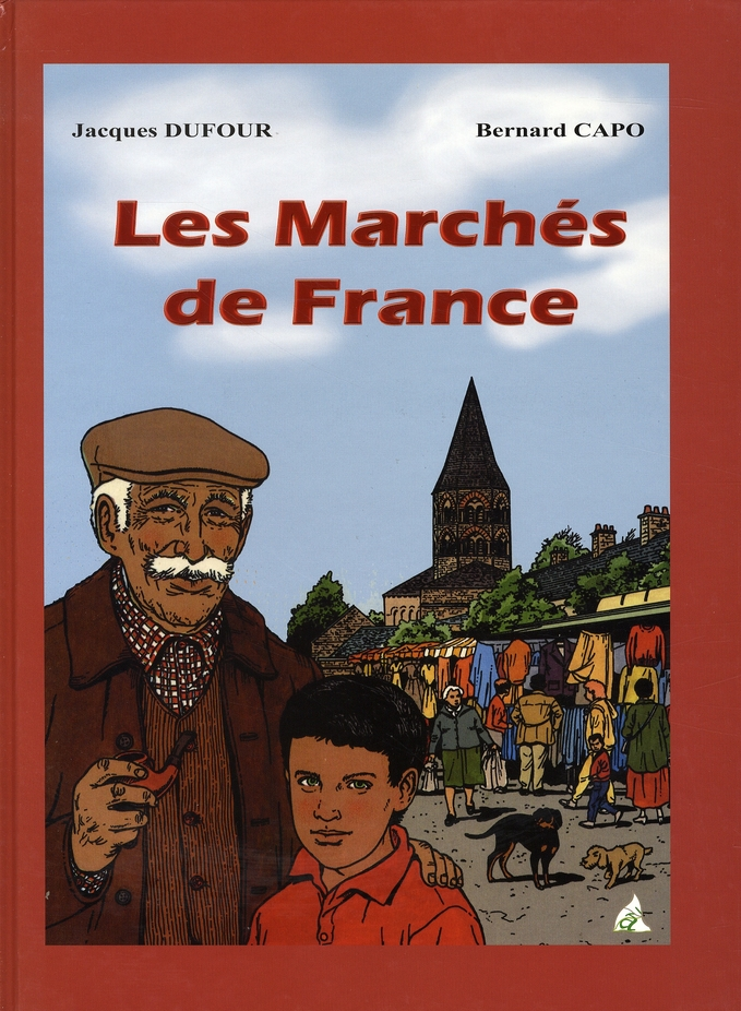 LES MARCHES DE FRANCE