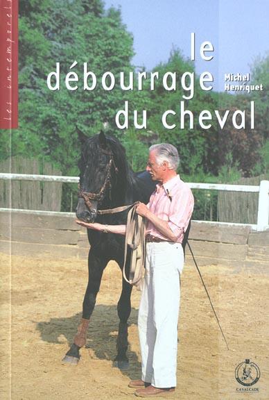 DEBOURRAGE DU CHEVAL