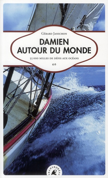 DAMIEN AUTOUR DU MONDE