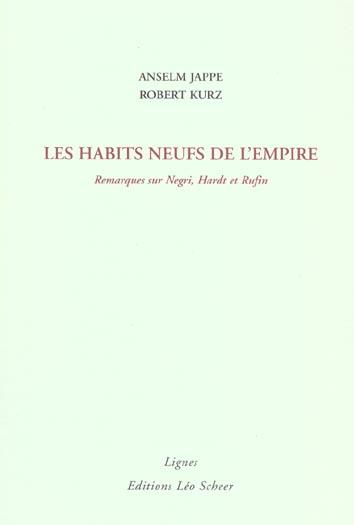 HABITS NEUFS DE L'EMPIRE (LES)