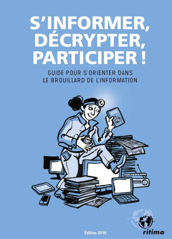 S INFORMER, DECRYPTER, PARTICIPER GUIDE POUR S ORIENTER - EDITION 2016