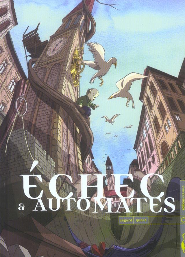ECHEC ET AUTOMATES T01