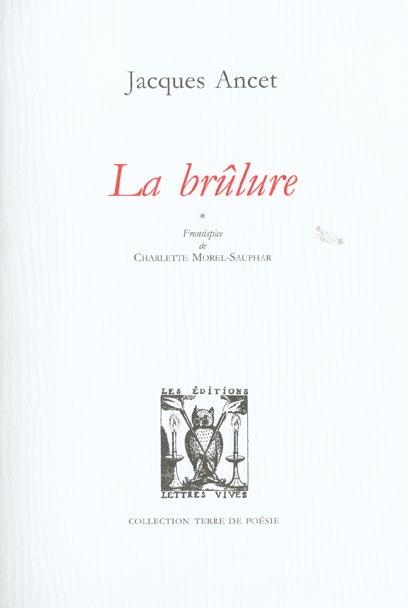 LA BRULURE