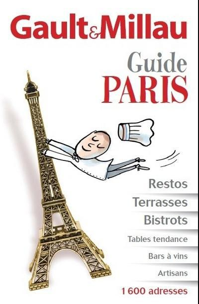 GUIDE PARIS 1600 ADRESSES