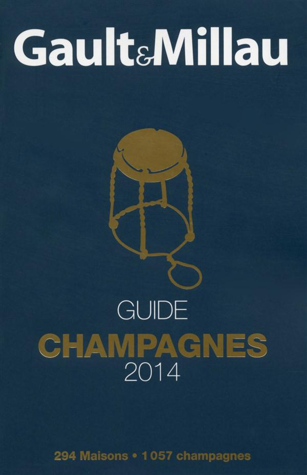 GUIDE DES CHAMPAGNES 2014