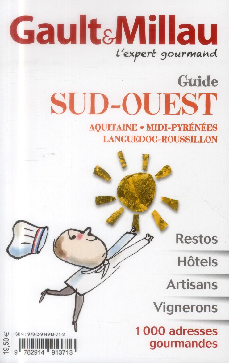 GUIDE AQUITAINE, MIDI-PYRENEES, LANGUEDOC-ROUSSILLON