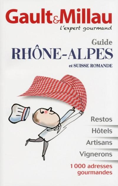 GUIDE RHONE ALPES