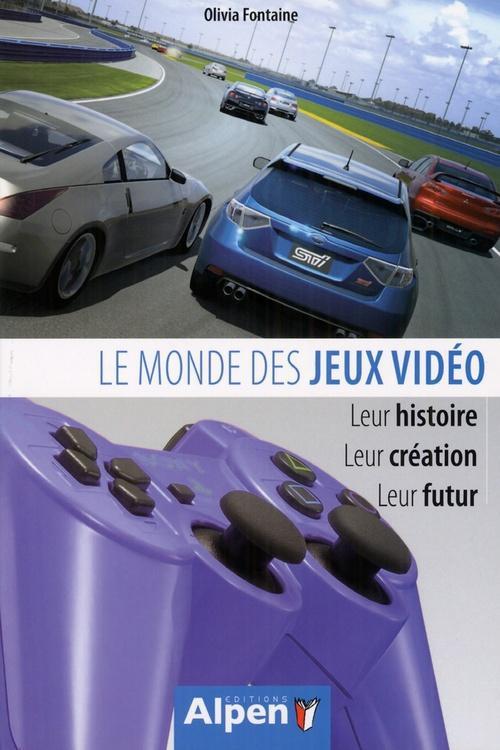 LE MONDE DES JEUX VIDEO