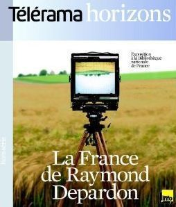 LA FRANCE DE RAYMOND DEPARDON - TELERAMA HORIZONS N 3