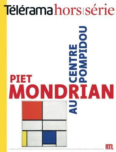 MONDRIAN - TELERAMA HORS-SERIE N 169