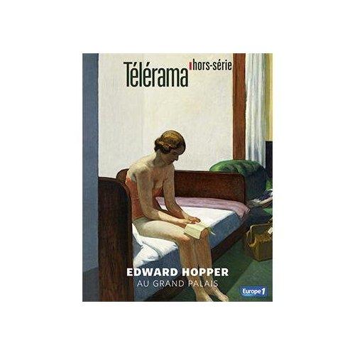 EDWARD HOPPER - TELERAMA HORS-SERIE N 180