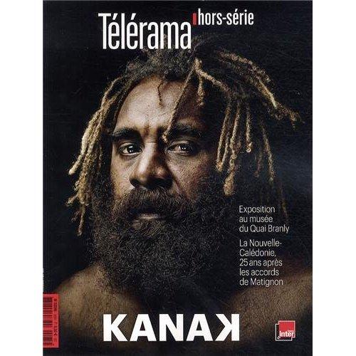 KANAK - TELERAMA HORS SERIE N 185
