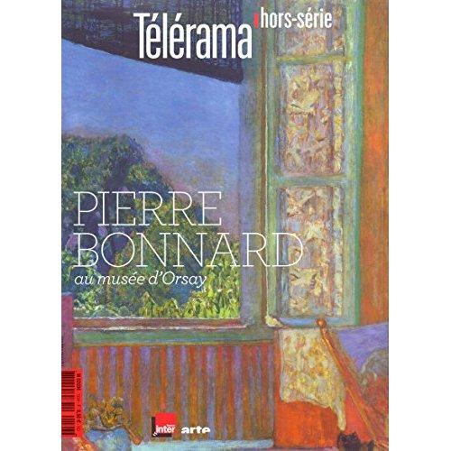 TELERAMA HS N 193 PIERRE BONNARD (MARS 2015)