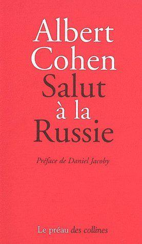 SALUT A LA RUSSIE