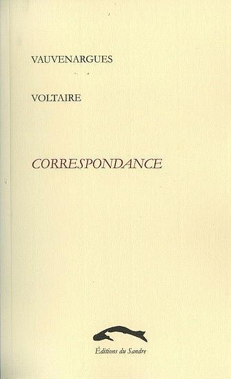 CORRESPONDANCE 1743-1746