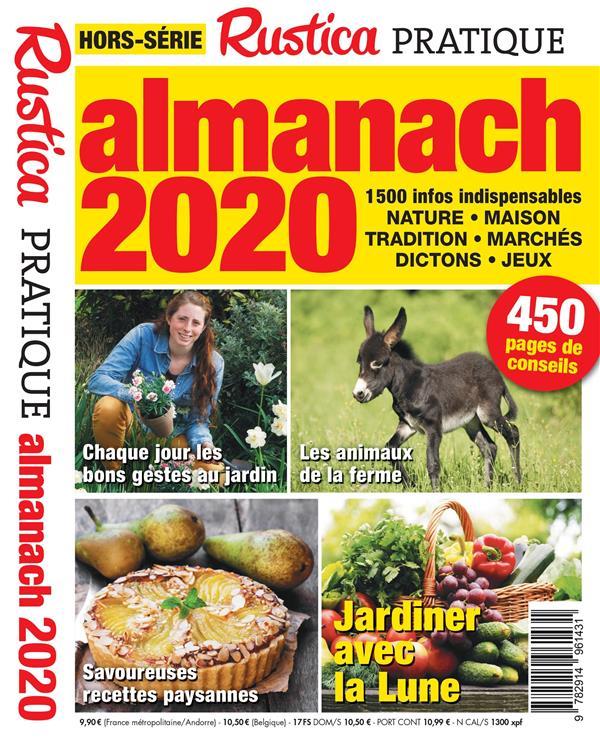 HORS SERIE RUSTICA PRATIQUE 2020