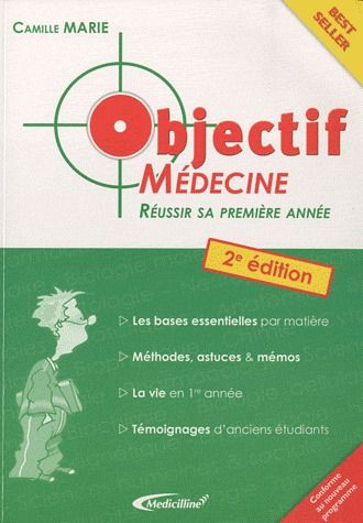 OBJECTIF MEDECINE 2E EDITION