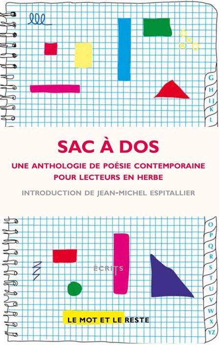SAC A DOS - ANTHOLOGIE DE POESIE CONTEMPORAINE...