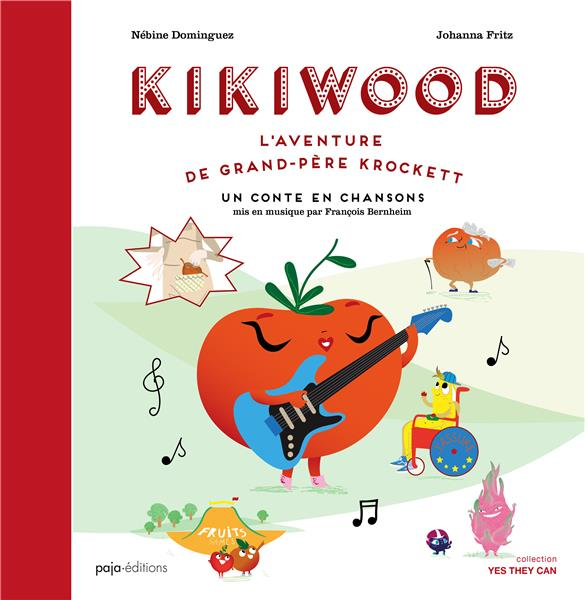 KIKIWOOD : L'AVENTURE DE GRAND-PERE KROCKETT