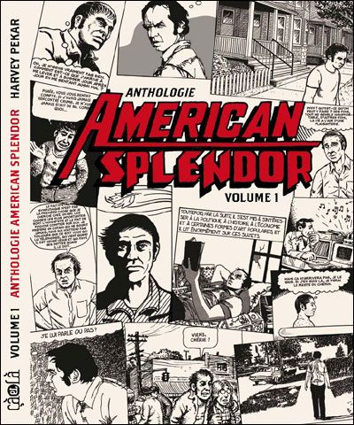 ANTHOLOGIE AMERICAN SPLENDOR T. 1