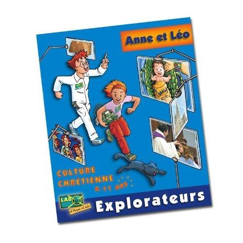 AVENTURES ANNE ET LEO EXPLORATEURS FICHIER