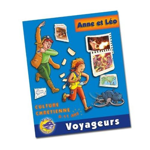 AVENTURES ANNE ET LEO VOYAGEURS