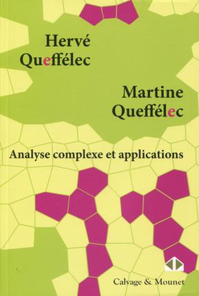 ANALYSE COMPLEXE ET APPLICATIONS