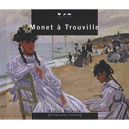 MONET A TROUVILLE