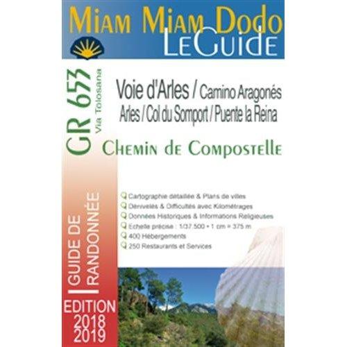 MIAM MIAM DODO GR653 ARLES ED 2018 (ARLES A PUENTE-LA-REINA)