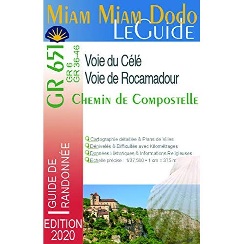 MIAM-MIAM-DODO GR65 ROCAMADOUR-CELE EDITION 2020