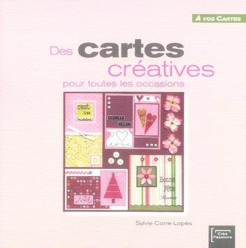 CARTES CREATIVES POUR TOUTES LES OCCASIONS (DES)