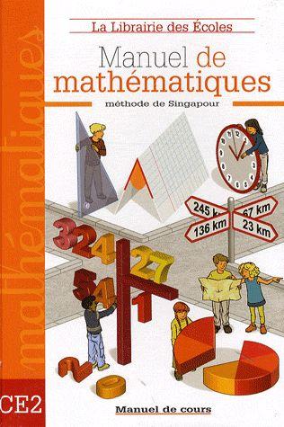 MATHEMATIQUES CE2 - MANUEL DE COURS