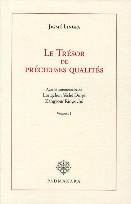 LE TRESOR DE PRECIEUSES QUALITES