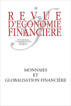 MONNAIES ET GLOBALISATION FINANCIERE  VOLATILITE OU STABILITE N119 SEOTELBRE 20 - VOLATILITE OU STA