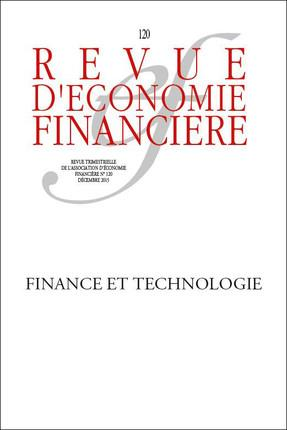 INNOVATION  TECHNOLOGIE ET FINANCE  N120  DECEMBRE 2015  MENACES ET OPPORTUNITE
