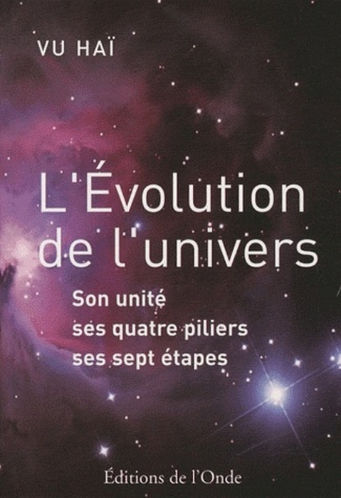 L'EVOLUTION DE L'UNIVERS