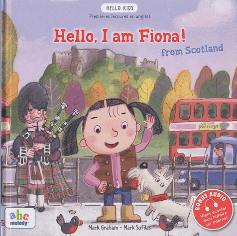 HELLO I AM FIONA FROM SCOTLAND