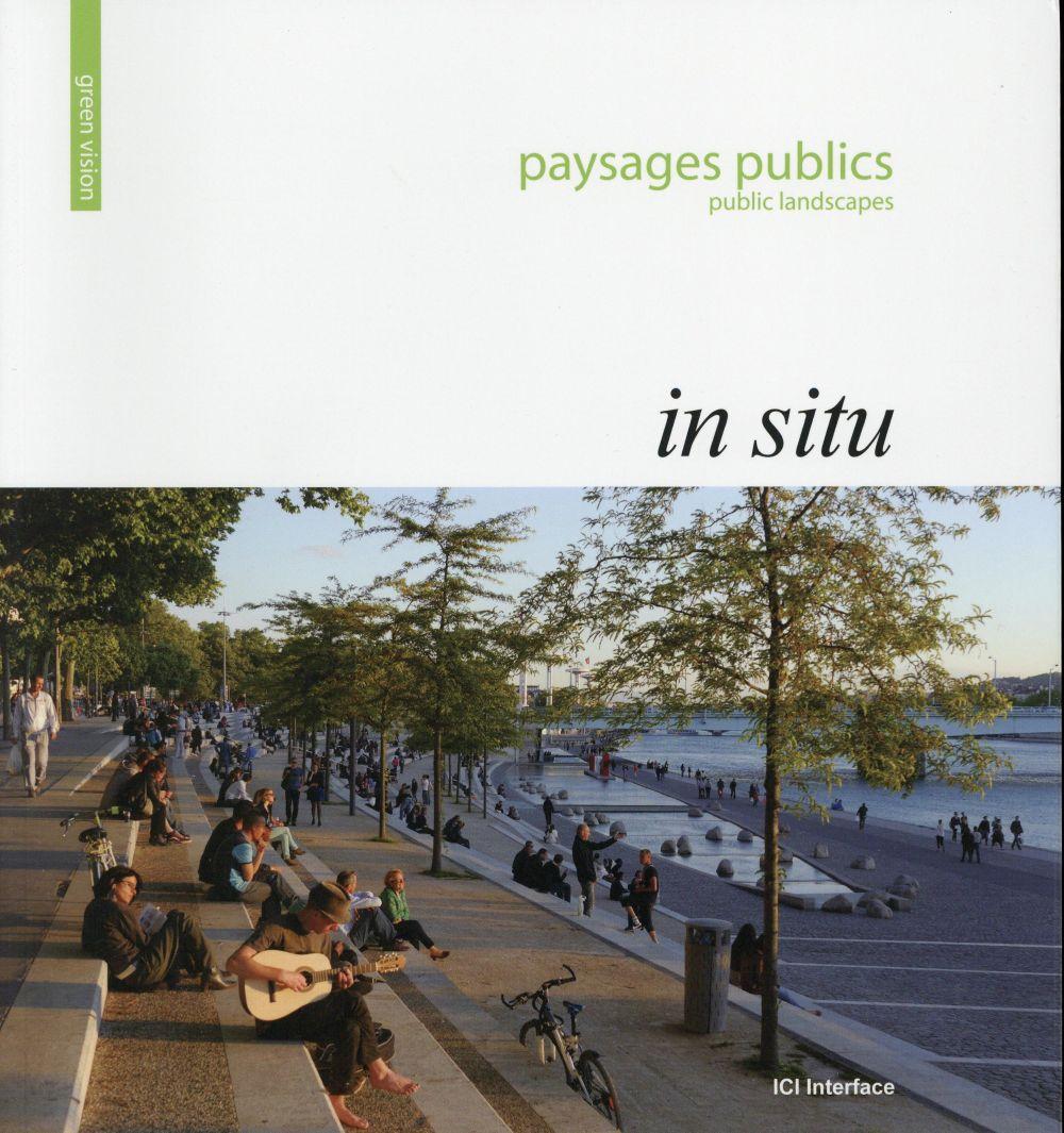IN SITU - PAYSAGES PUBLICS