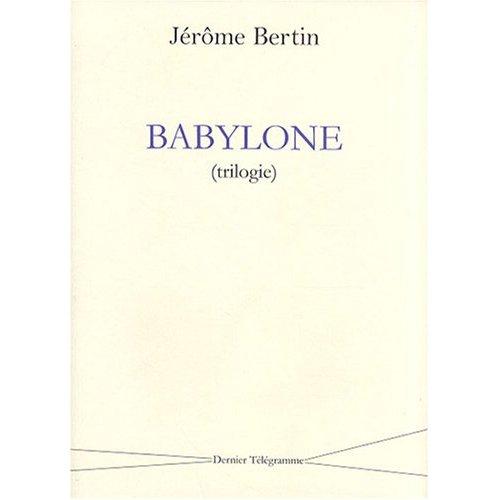 BABYLONE (TRILOGIE)