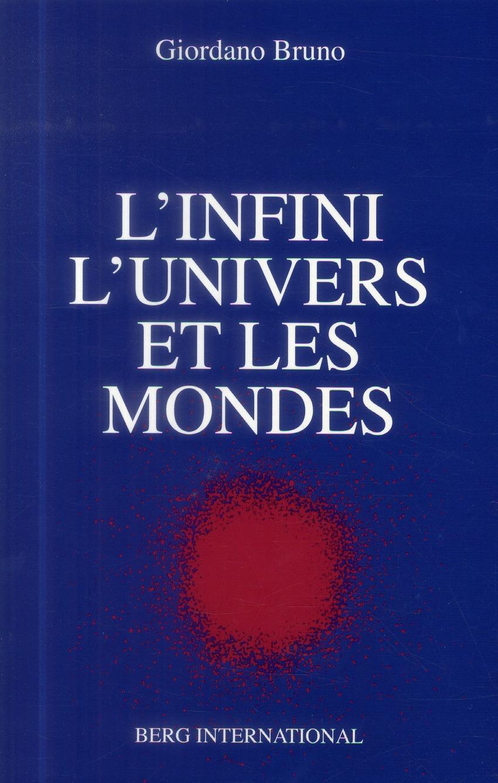 INFINI, L'UNIVERS ET LES MONDES