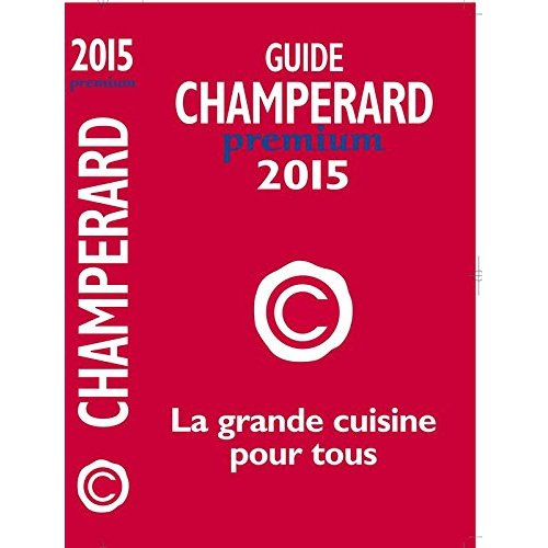 GUIDE CHAMPERARD PREMIUM 2015 - GUIDE CHAMPERARD